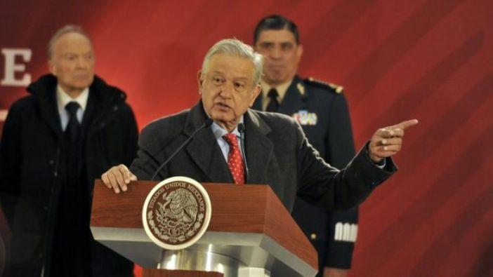 López Obrador.