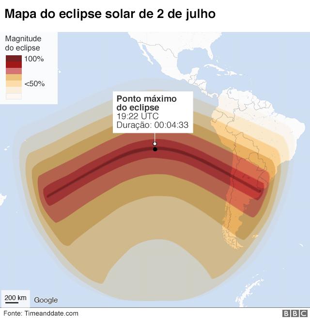 107656620 solar eclipse 640por nc - Eclipse solar: 4 mudanças que o fenômeno causa na Terra