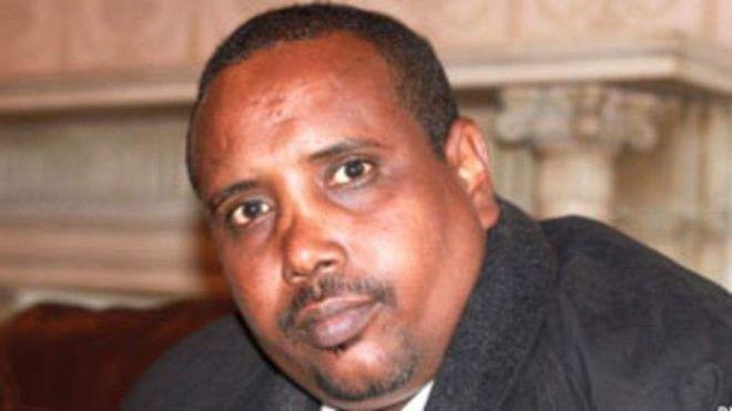 Cabdi Maxamuud Cumar madaxweynihii hore ee Dowlad Deegaanka Soomaalida ee Itoobiya
