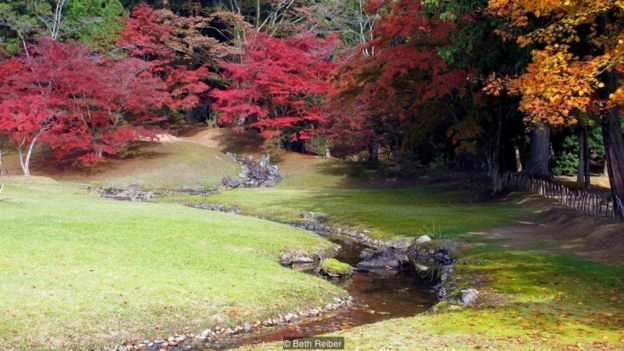 Khu vườn tại Hiraizumi