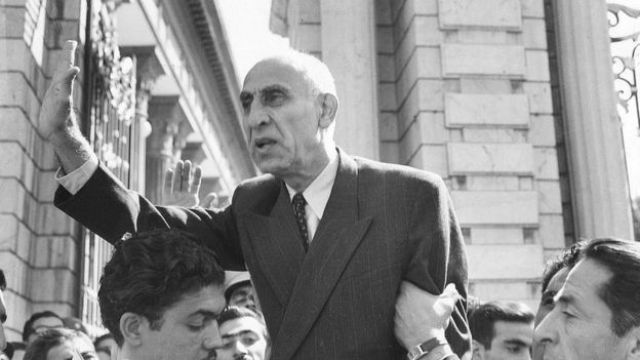 Mohammad Mossadeq