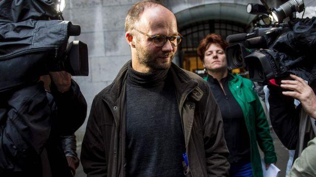 Vincent Spronck, director of Forest prison (10 May)