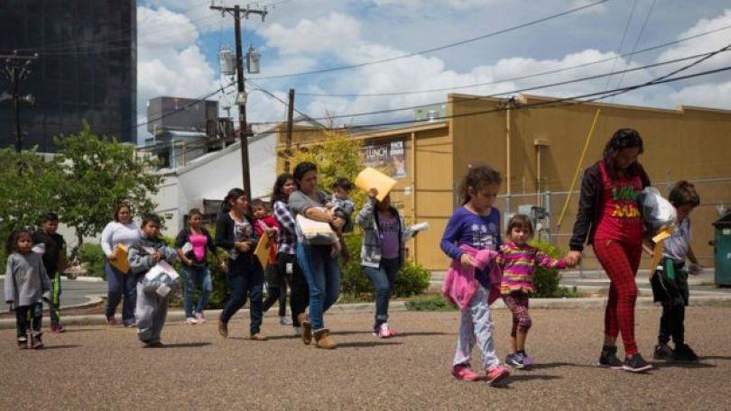 Migrantes nos EUA