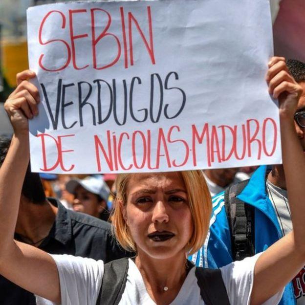 La muerte de Fernando Albán arrojó grandes sombras sobre la imagen del Sebin.