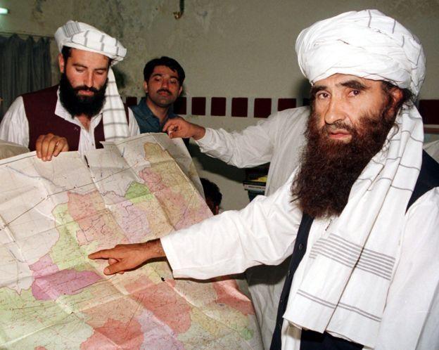 جلال الدین حقانی حدود ۷۹ سال پیش در ولایت پکتیا در جنوب افغانستان به دنیا آمد