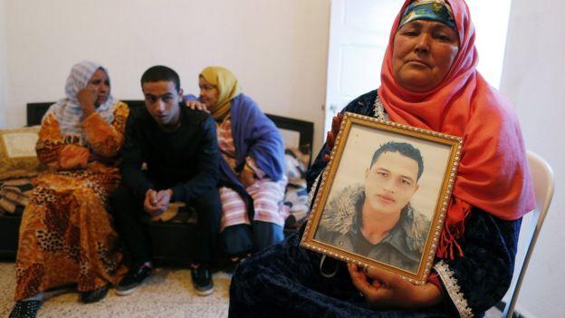 Nour al Houda em Oueslatia, na Tunísia