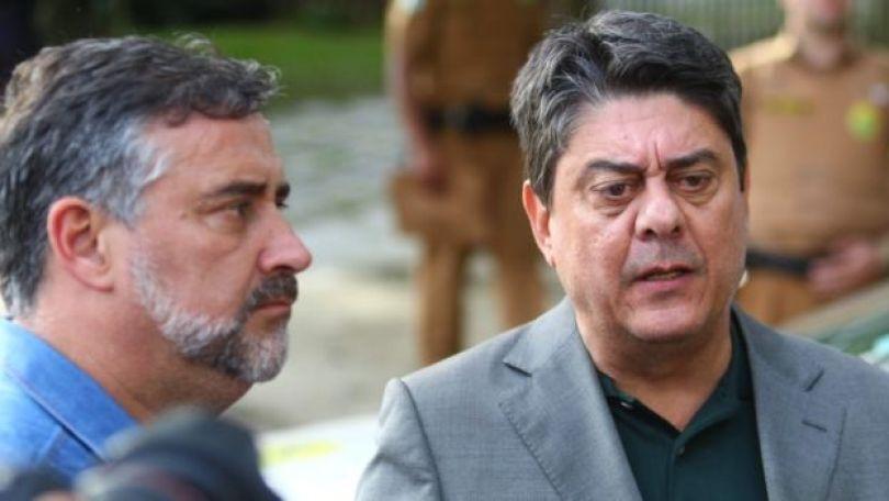 Deputados Paulo Pimenta e Wadih Damous