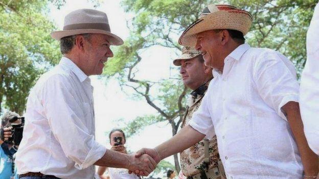 Santos y Guerra