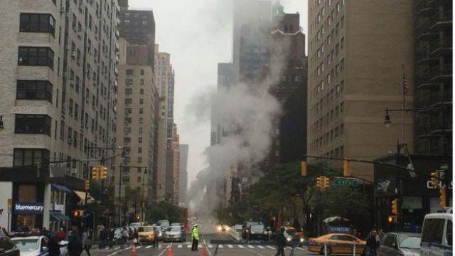 Vapor en Nueva York