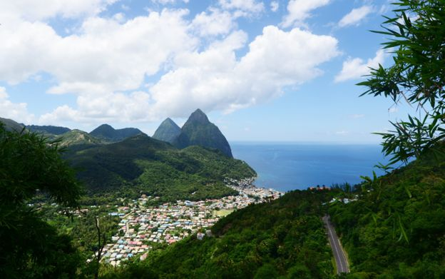 st lucia country profile