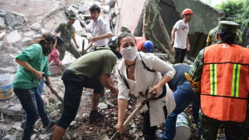 El sismo en Ciudad de México afectó a casi 4.000 inmuebles.