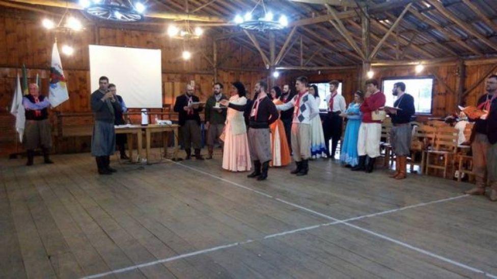 Evento do Movimento Tradicionalista Gaúcho