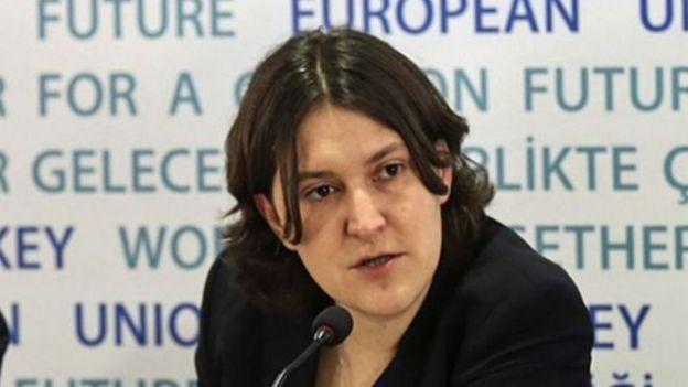 Avrupa Parlamentosu Türkiye Raportörü Kati Piri