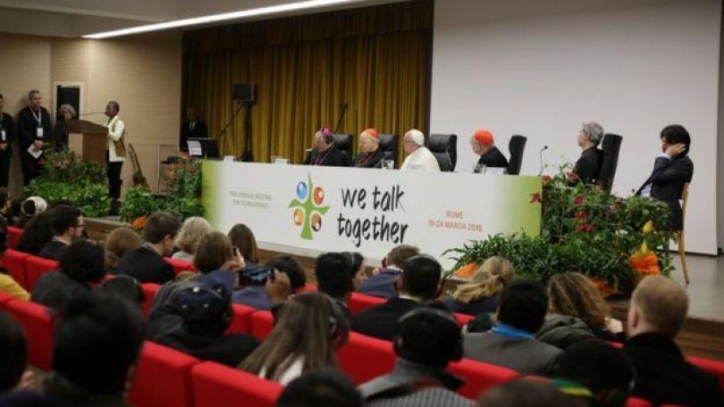 Papa Francisco em coletiva de imprensa