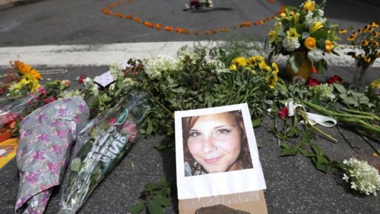 Tributo a Heather Heyer