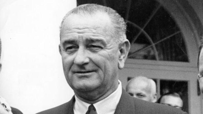 Lyndon B Johnson 1965