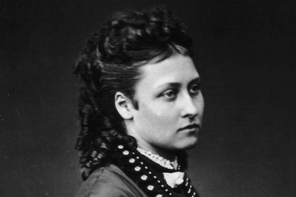 La princesa Louise Carolina Alberta, hija de la reina Victoria.