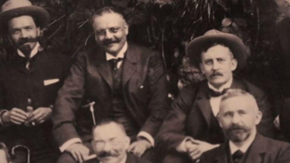 En el año 1888 el doctor alemán Alois Alzheimer era médico en el Hospital Psiquiátrico de Frankfurt.