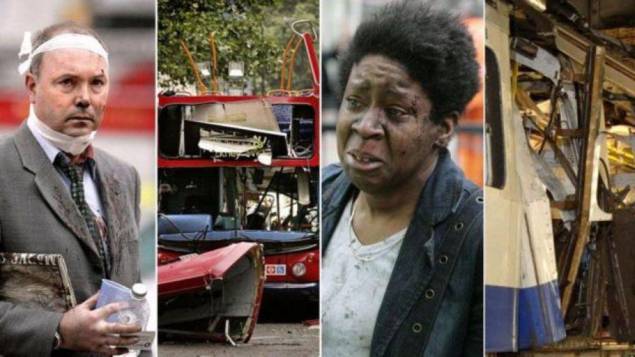 Los atentados del 7 de julio de 2005 en el centro de Londres