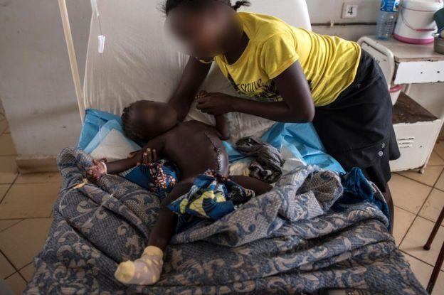 Plateau eyaletinde yaralananlar arasında çocuklar da vardı.