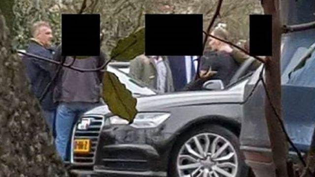Los supuestos agentes rusos fueron capturados por la policía holandesa en un estacionamiento cerca de las oficinas de la OPCW.