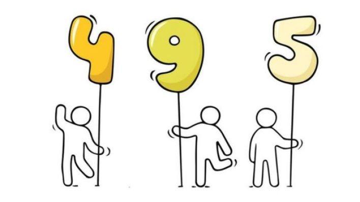 إن لعبت بالأرقام مثل كابريكار فربما تصل إلى رقم سحري