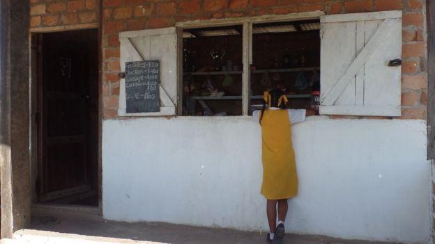 Village shop