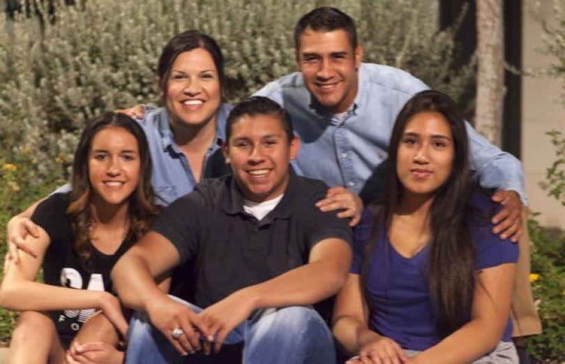 a família Gonzales