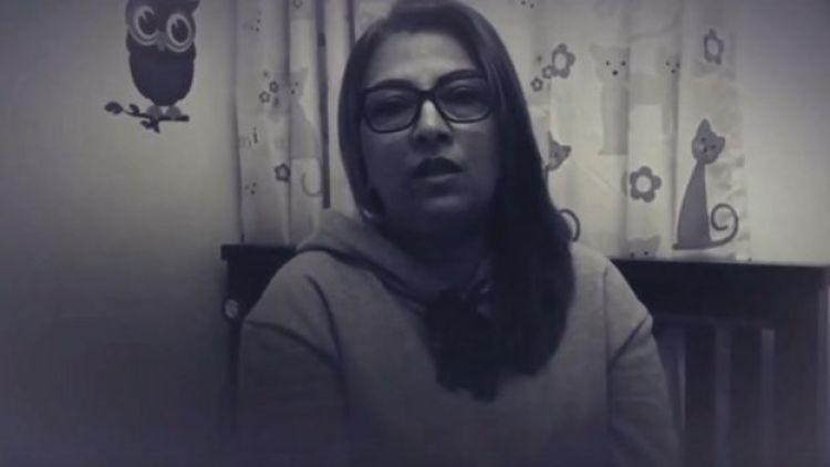 Rosângela Paraná, sequestrada na década de 1960