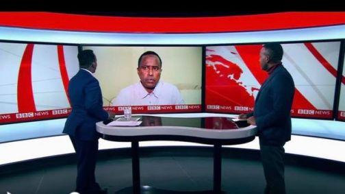 Dulyar iyo Jamaal waxay ka qayb qaateen dood ay BBC qabatay