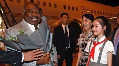 Mr Bongo, y ayaa haatan lagu daaweynaya isbitaal ku yaal Magaalada Riyadh ee dalka Sucuudiga