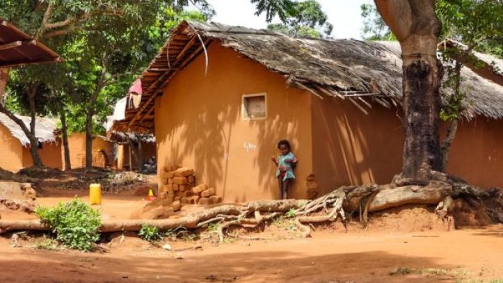 Gemena in DRC