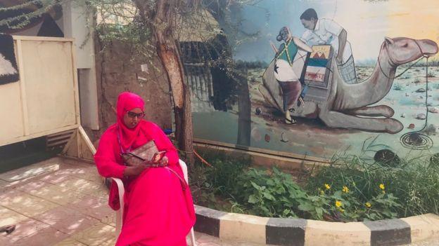Woman in Hargeisa