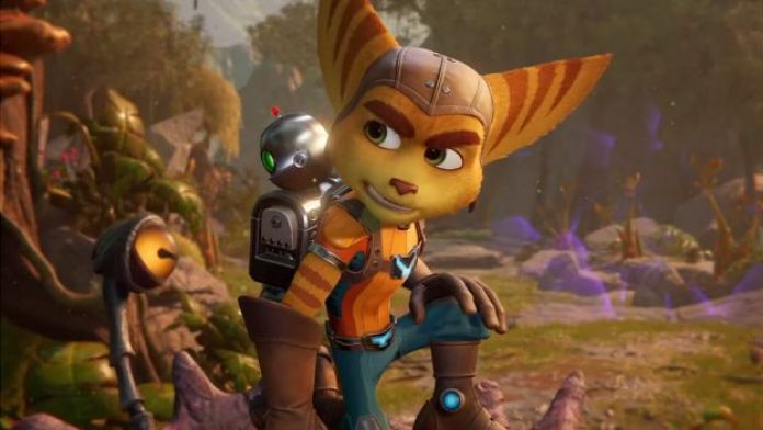 Ratchet and Clank pre-rendered footage