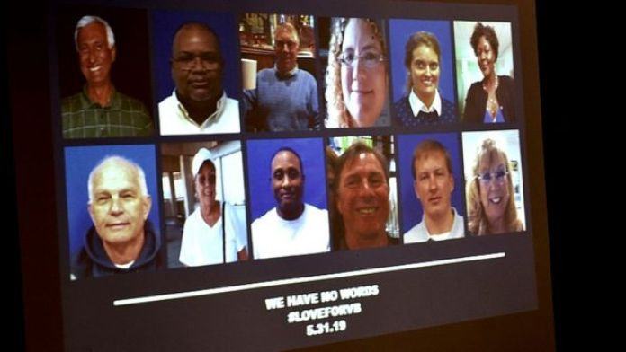 Victims of 31 May shooting in Virginia Beach