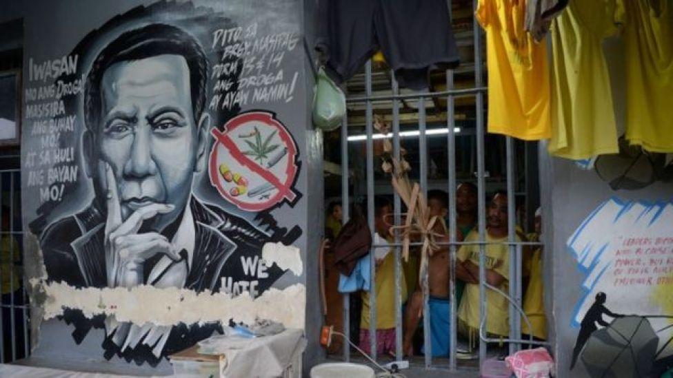 Prisión en Manila