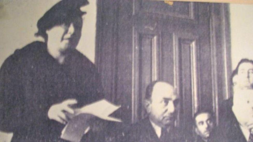 Sabiha ve Zekeriya Sertel, mahkemede kendi savunmalarını kendileri yapmıştı.