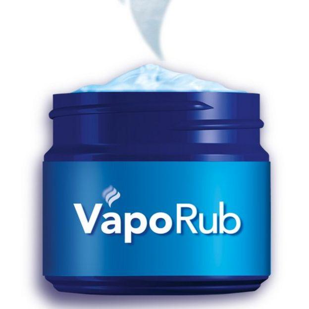 VapoRub actual