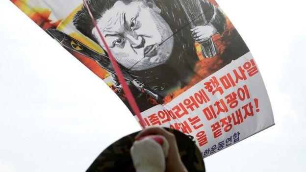 Sự thù địch giữa hai miền Nam Bắc Hàn vẫn còn cao