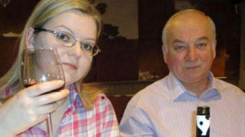 Sergei Skripal and his daughter Yulia