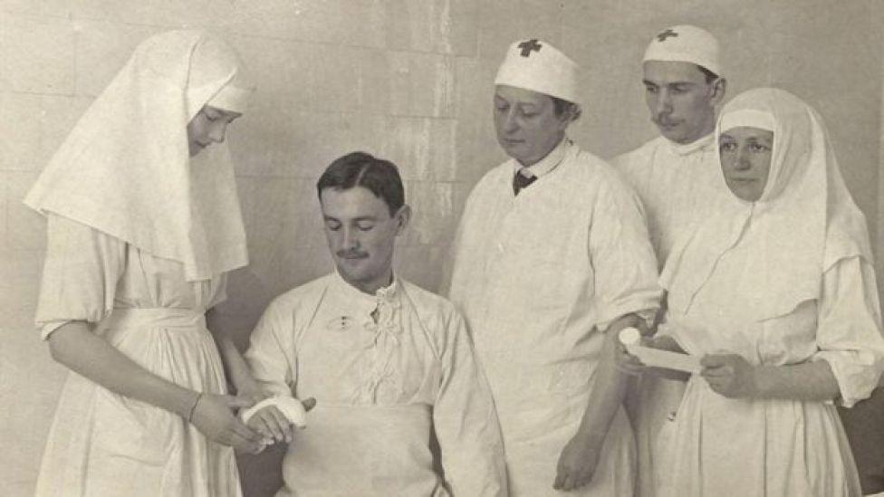 قصة الأميرة التي أحدثت ثورة في مجال الطب العسكري