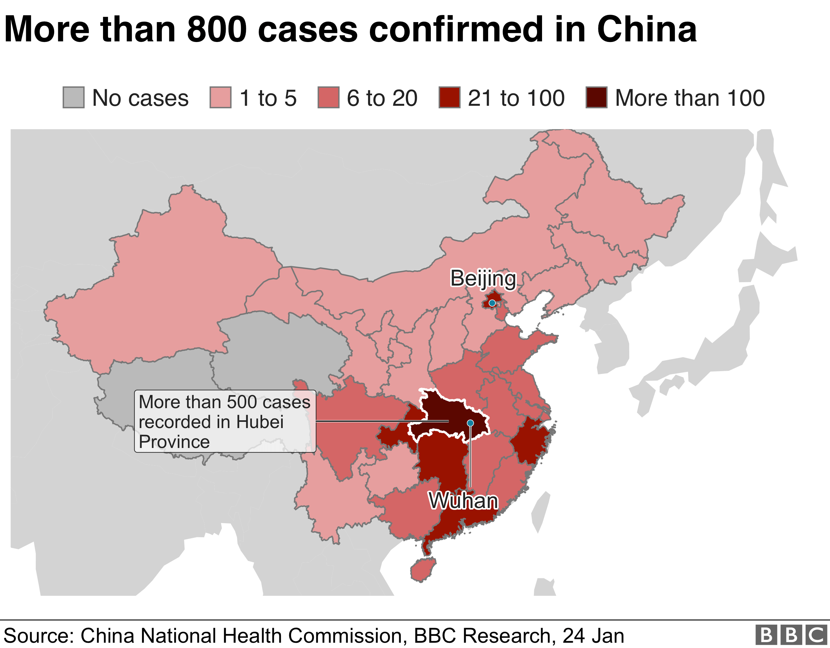 China coronavirus: Death toll rises as more cities restrict travel ...