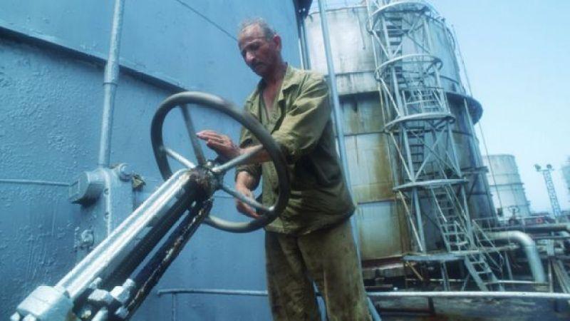 1992-ci il, Bakıda neft işçisi