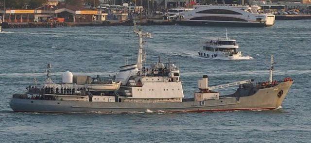 The Liman in the Bosphorus (file image from 21 October 2016)