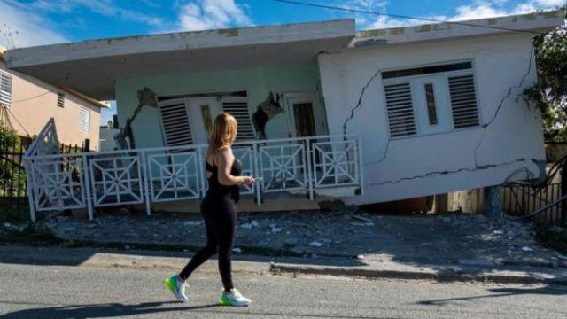Tremor em Porto Rico