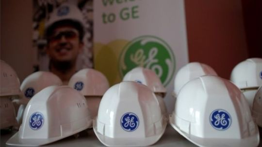 GE hard hats