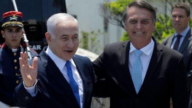 Netanyahu e Bolsonaro