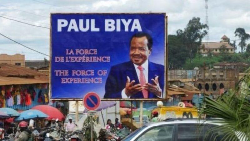 Rais Paul Biya