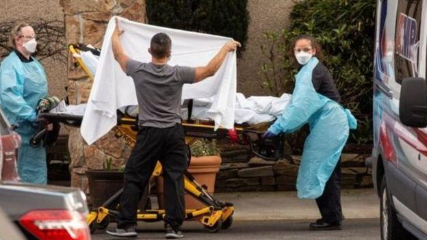 Le premier cas de décès causé par le coronavirus a été annoncé le 1er mars.