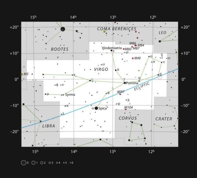 Ilustración de Ross 128 b de la ESO